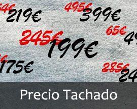 Precio Tachado