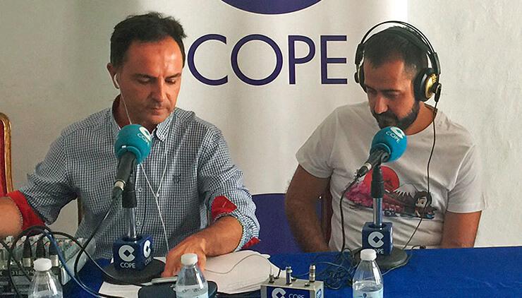 Entrevista COPE Juan Serrano